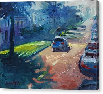 Dolores Street Canvas Print