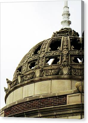 Dome Canvas Print by Slade Roberts