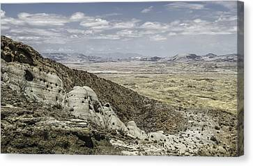 Domelands II Canvas Print by Joseph Smith