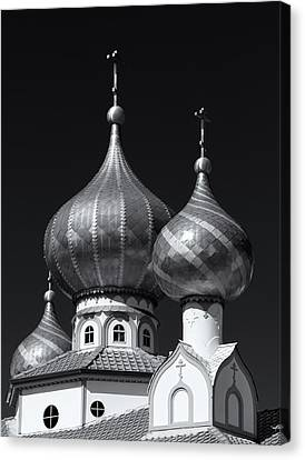 Domes Canvas Print
