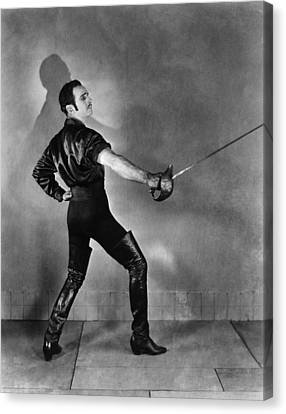 Don Q Son Of Zorro, Douglas Canvas Print