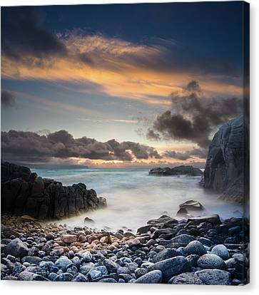 Donegal Sunset 5 Canvas Print