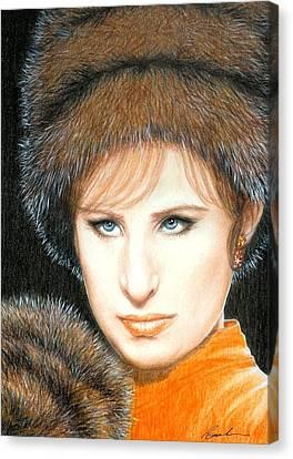 Don't Rain On My Parade Canvas Print by Bruce Lennon