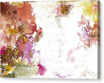 Don't Send Me Flowers I  Canvas Print