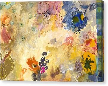 Don't Send Me Flowers Iv Canvas Print