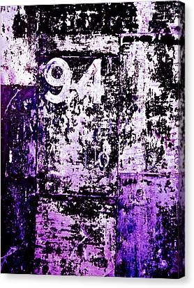 Door 94 Perception Canvas Print by Bob Orsillo