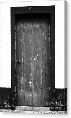 Door Canvas Print by Gaspar Avila