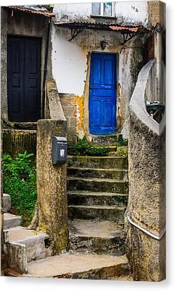 Door No 125 Canvas Print by Marco Oliveira
