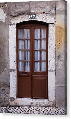 Door No 182 Canvas Print by Marco Oliveira