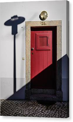 Door No 28a Canvas Print by Marco Oliveira