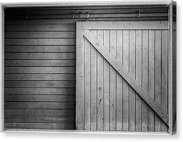 Doors Canvas Print by Wade Brooks