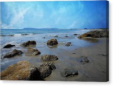 Doran Beach Canvas Print