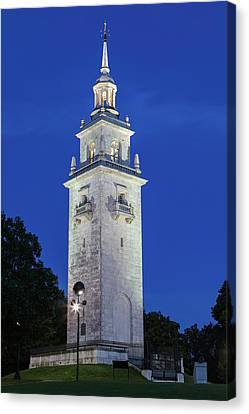 Dorchester Heights Monument Canvas Print