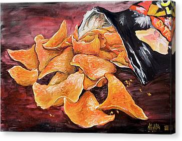 Doritos Canvas Print