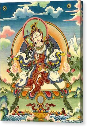 Dorje Yudronma Canvas Print