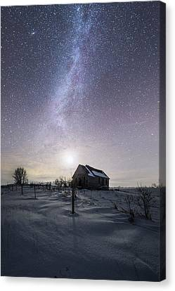 Dormant Canvas Print by Aaron J Groen