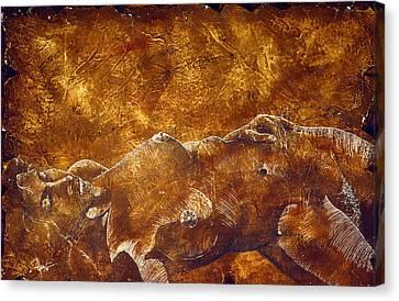 Dorothy Iv Canvas Print by Richard Hoedl