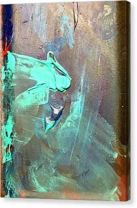 Dos Canvas Print by Anna Villarreal Garbis