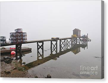 Canvas Print - Dover Point by Catherine Reusch Daley