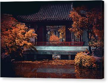 Dr. Sun Yat-sen Garden Canvas Print