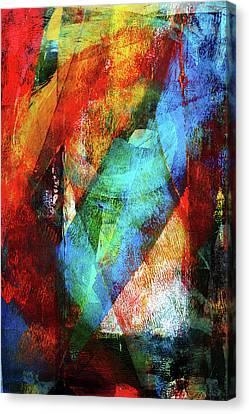 Dragon Eye  Canvas Print by Christopher Davis
