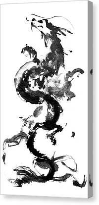 Dragon2012 Canvas Print