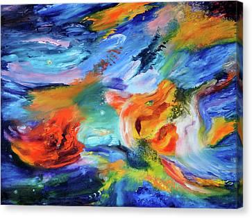 Dragon's Head Nebula Canvas Print