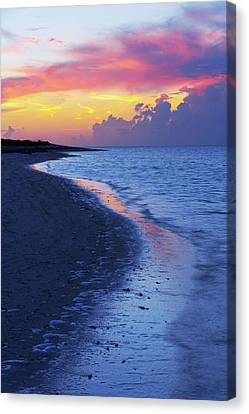 Canvas Print featuring the photograph Draw by Chad Dutson