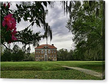 Drayton Hall II Canvas Print
