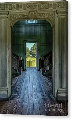 Drayton Hall Plantation Canvas Print by Patrick Shupert