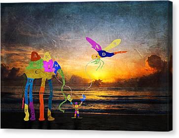 Dream-9 Canvas Print