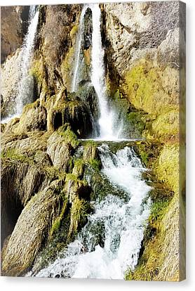 Dream Falls Canvas Print by Jesse Krause