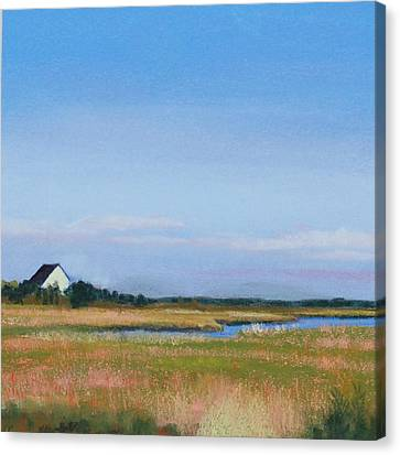 Dream Home Canvas Print by Jeanne Rosier Smith
