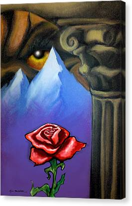 Dream Image 5 Canvas Print by Kevin Middleton