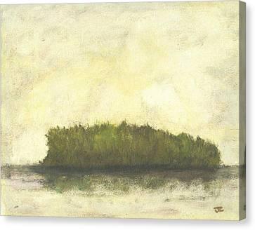 Dream Island I Canvas Print