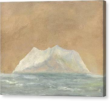 Dream Island II Canvas Print