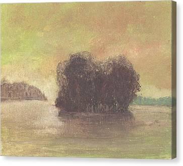 Dream Island Iv Canvas Print