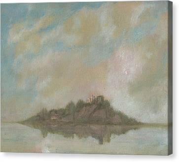 Dream Island V Canvas Print