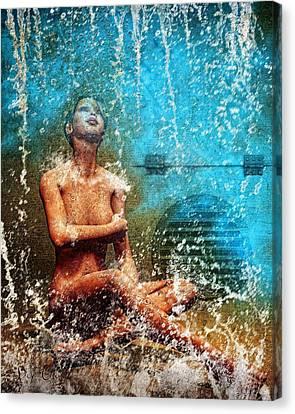 Dream Of Water Canvas Print by Bob Orsillo