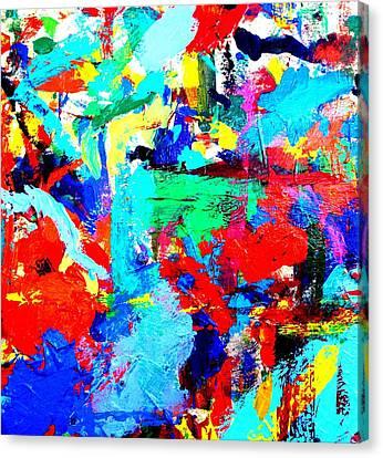 Dream Scape Canvas Print by John  Nolan
