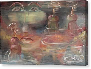 Dream Canvas Print by Sladjana Lazarevic
