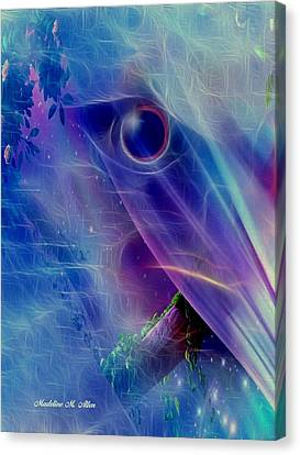 Dream State Canvas Print by Madeline  Allen - SmudgeArt