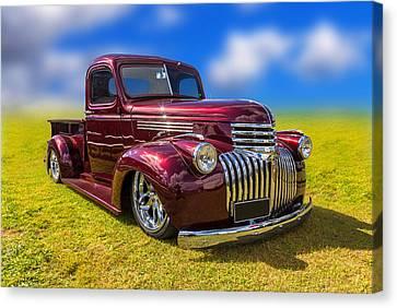 Dream Truck Canvas Print by Keith Hawley