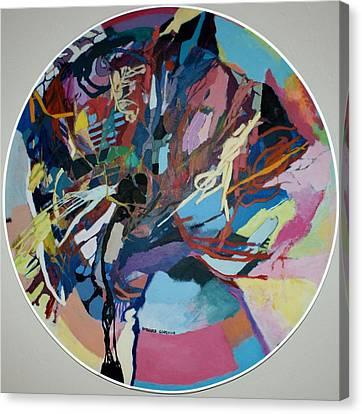 Dream Weaver Canvas Print by Bernard Goodman