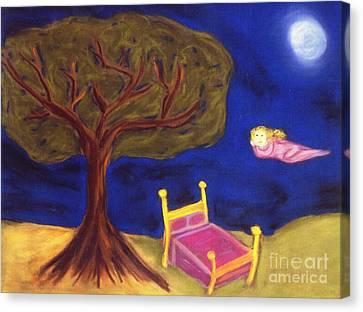 Dream Weaver Canvas Print by Christine Crosby