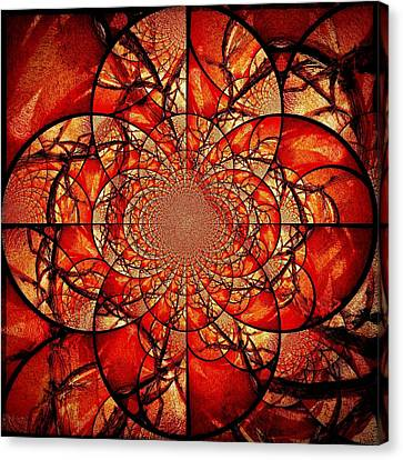 Dreamcatcher Canvas Print by Buffalo Fawn Photography