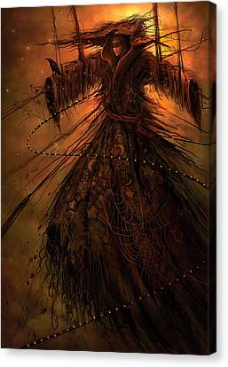 Dreamcoat Canvas Print by Philip Straub