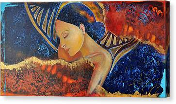 Dreamer Canvas Print by Jeanett Rotter
