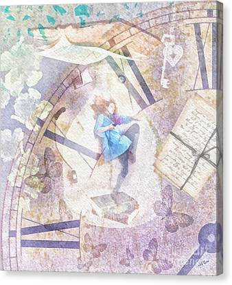 Dreamer Canvas Print by Mo T