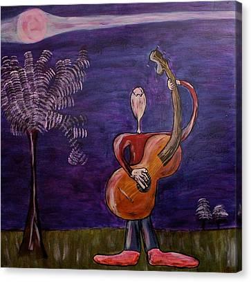 Dreamers 13-001 Canvas Print by Mario Perron